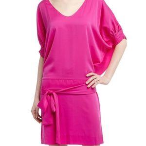 DIANE VON FURSTENBERG Edna pink Dress